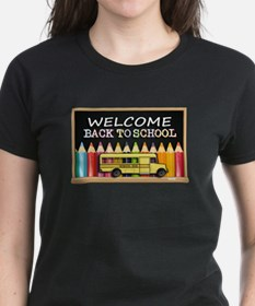 WELCOME BACK TO SCHOOL BUS T-Shirt