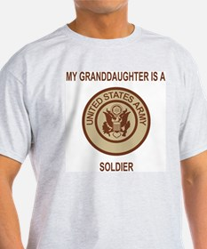 My Granddaughter Is In The Army