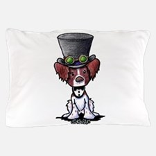 Steampunk Brittany Pillow Case