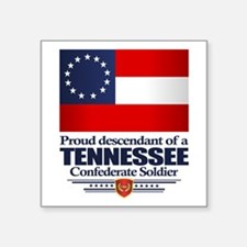 Tennessee Proud Descendant Sticker