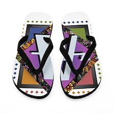Unique Ashton Flip Flops
