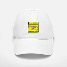 2-caution euphonium player.png Baseball Baseball Baseball Cap