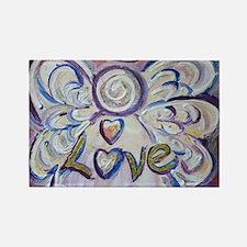 Love Angel Magnets