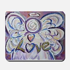 Love Angel Mousepad