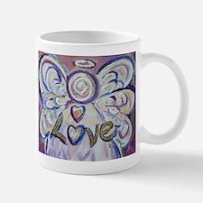 Love Angel Mugs
