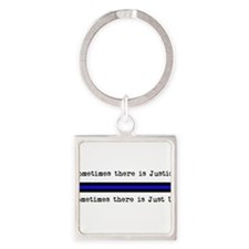 Justice_Just Us Keychains