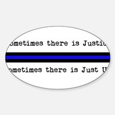 Justice_Just Us Decal