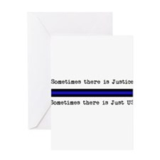 Justice_Just Us Greeting Cards