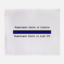 Justice_Just Us Throw Blanket
