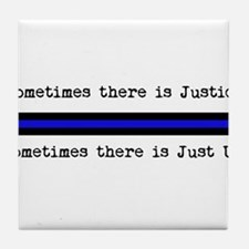 Justice_Just Us Tile Coaster