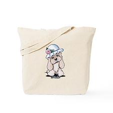cocker in Tote Bag