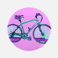 Bike Cycling Bicycle Pink Wondrous Velo Eva Button