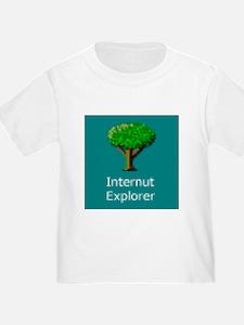 Internut Explorer T-Shirt