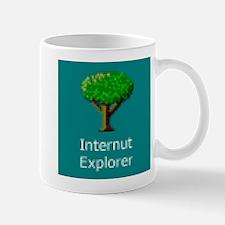 Internut Explorer Mugs