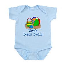 Vovo's (Grandpa) Beach Buddy Body Suit