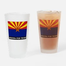 Funny Obama fired Drinking Glass