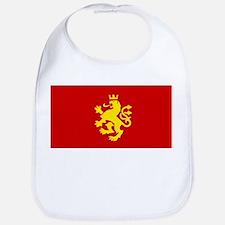 MACEDONIA Ethnic Flag Bib