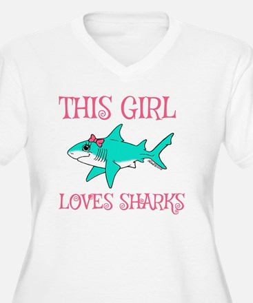 Shark Girl T-Shirt