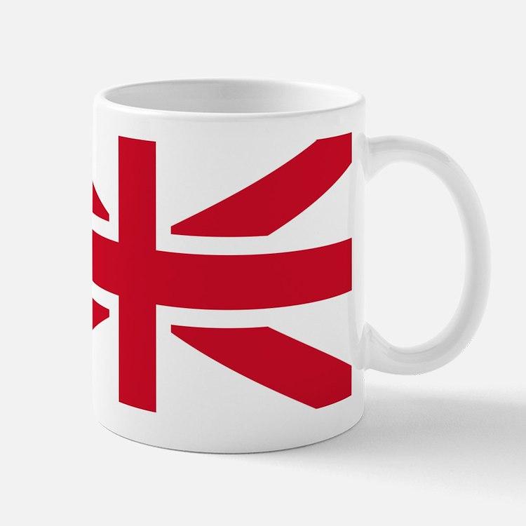 England and North Ireland Flags Mugs