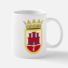 COAT OF ARMS SAN ROQUE Mugs