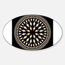Hypnotic Circle Decal