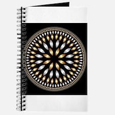 Hypnotic Circle Journal