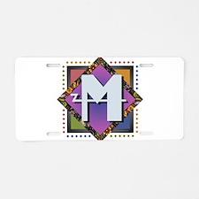 Cute Marcus Aluminum License Plate