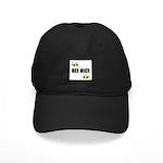 BEE NICE Black Cap