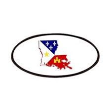 Acadiana State of Louisiana Patch