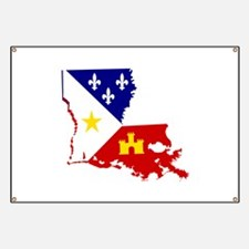 Acadiana State of Louisiana Banner