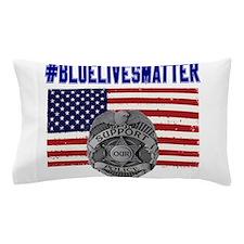 Funny Law enforcement Pillow Case