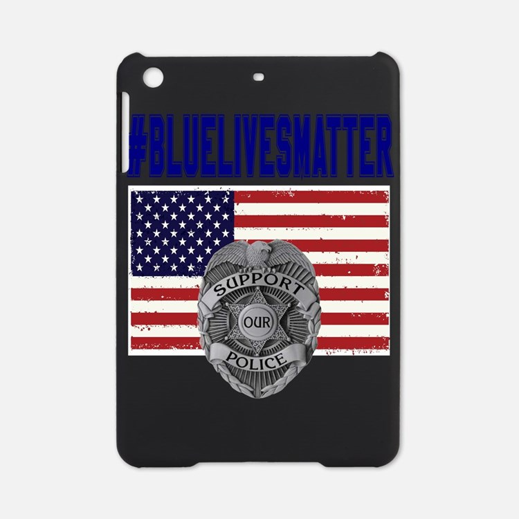 Cute Law enforcement iPad Mini Case