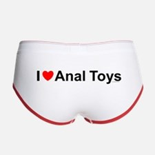 Anal Toys Women's Boy Brief