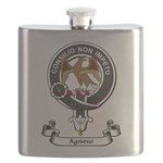 Badge - Agnew Flask