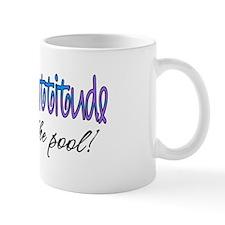 Swim With Attitude Mug