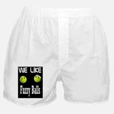 Fuzzy Balls Boxer Shorts