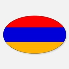 Armenian Flag Decal