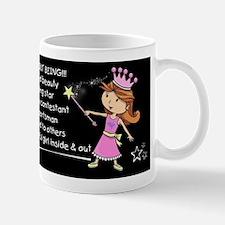 Pageant Princess Mug