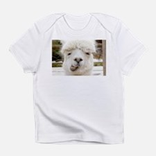 Funny Alpaca Smile Infant T-Shirt