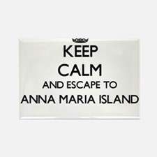 Keep calm and escape to Anna Maria Island Magnets