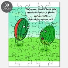 Two Watermelons Puzzle