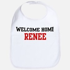 Welcome home RENEE Bib