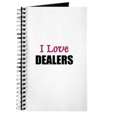 I Love DEALERS Journal
