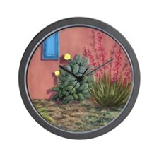 Adobe Garden Wall Clock
