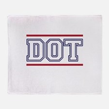 DOT Throw Blanket