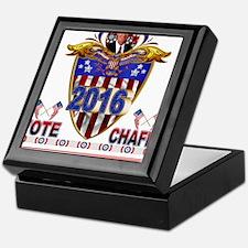 Lincoln Chafee Keepsake Box
