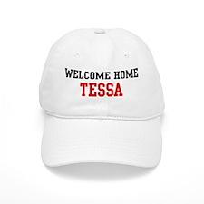 Welcome home TESSA Baseball Cap