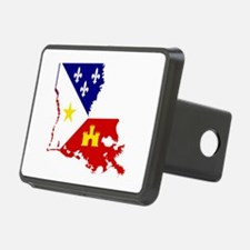 Acadiana State of Louisian Hitch Cover