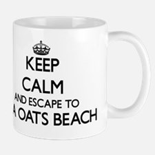 Keep calm and escape to Sea Oats Beach  Mug