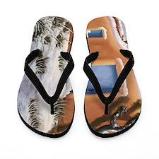Adobe Winter Flip Flops